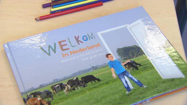 boek welkom in Nederland